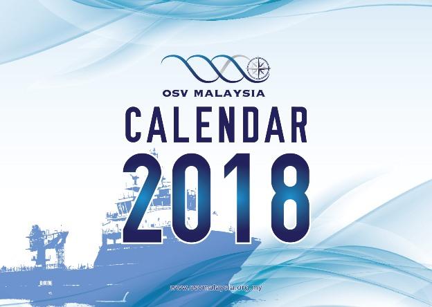 OSV MALAYSIA CALENDAR 2018
